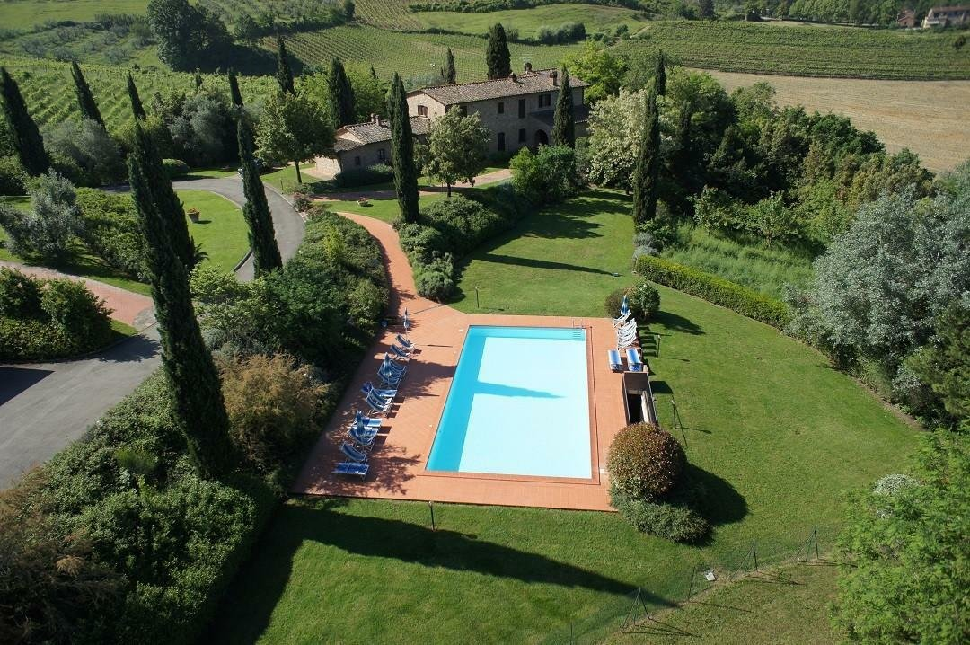 Farm Ranch in Montaione, Tuscany, Italy 1 - 11545062