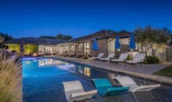 House in Calistoga, California, United States 1