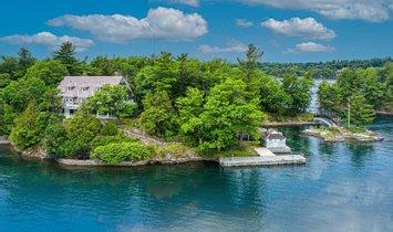 Private Island in Rockport, Ontario, Canada 1