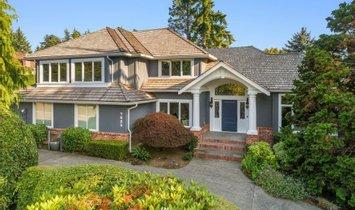 Casa a Mercer Island, Washington, Stati Uniti 1