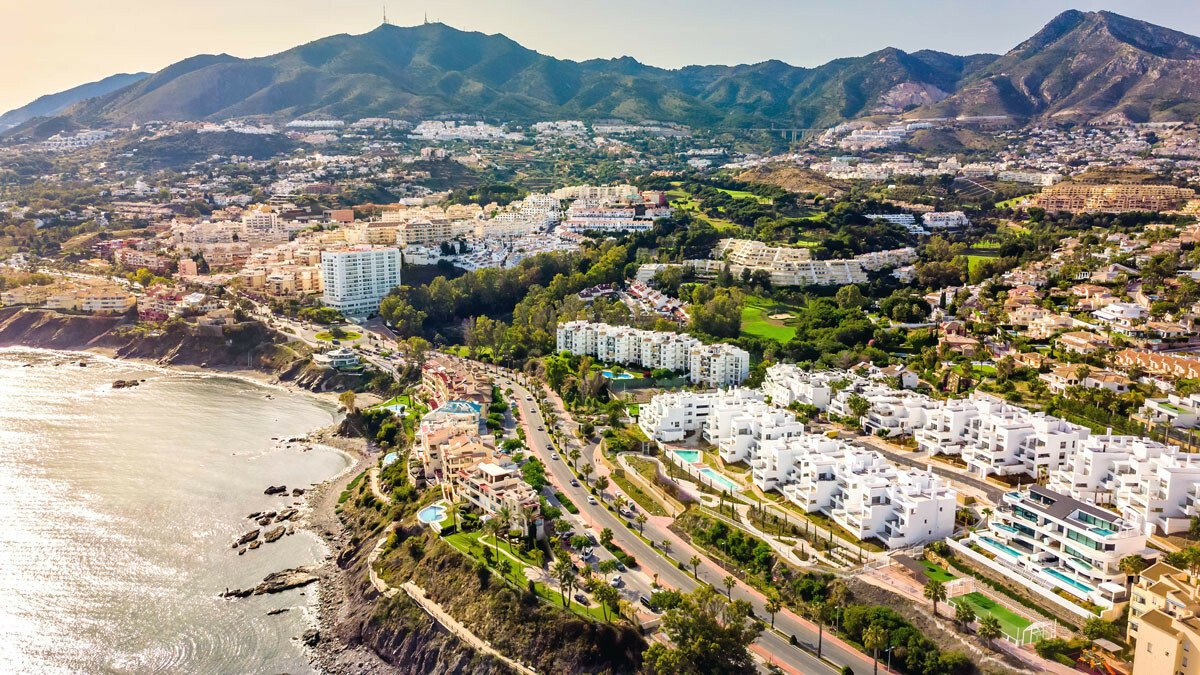 Penthouse in Benalmádena, Andalusia, Spain 1 - 11545812