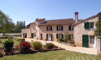 House in La Châtaigneraie, Pays de la Loire, France 1