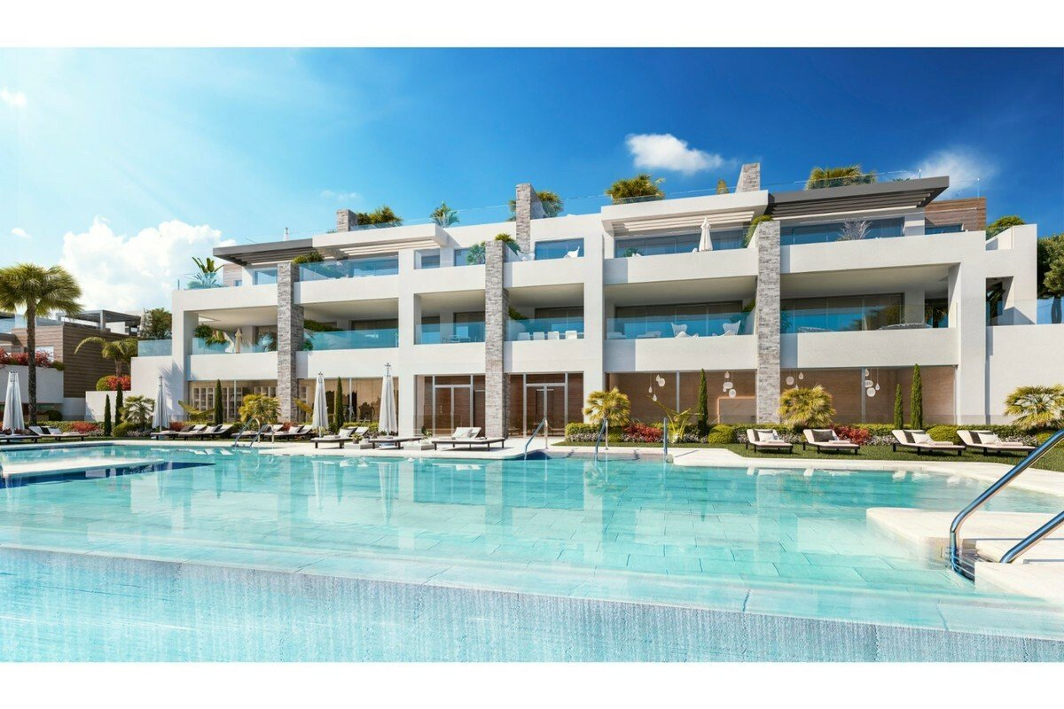 Apartment in Marbella, Andalusia, Spain 1 - 11545970