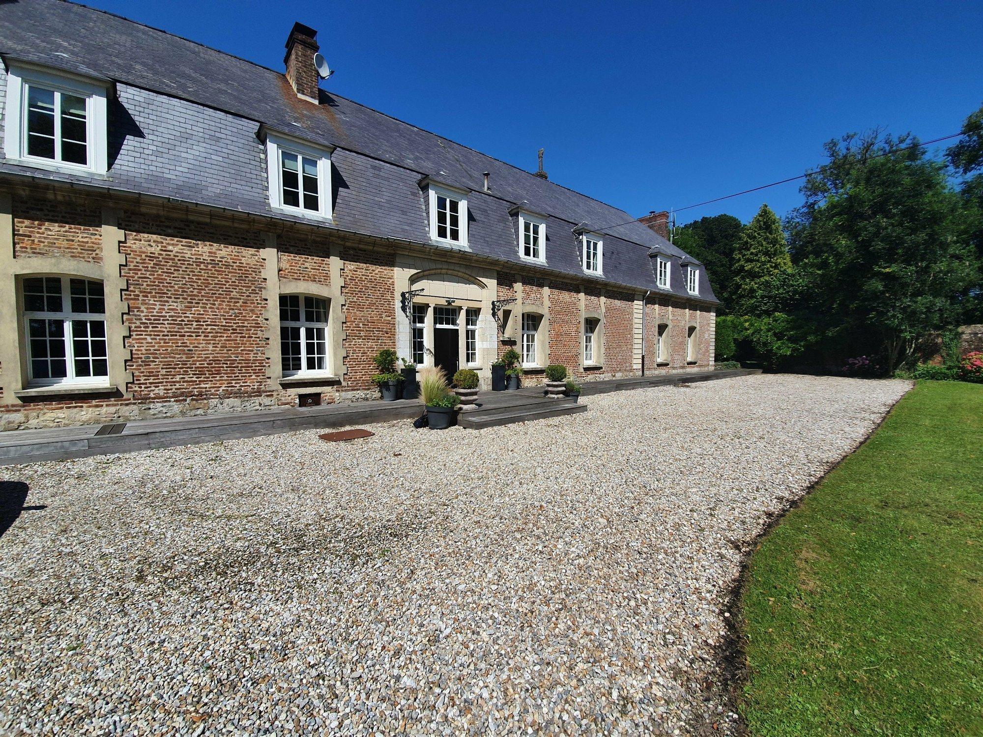 Maison à Campagne-lès-Hesdin, Nord-Pas-de-Calais, France 1 - 11340250