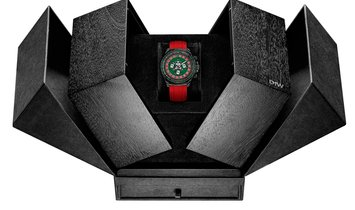 "Rolex DiW NTPT Carbon Daytona ""LUCKY PLAYER CASINO"" (Retail:EUR 46590)"