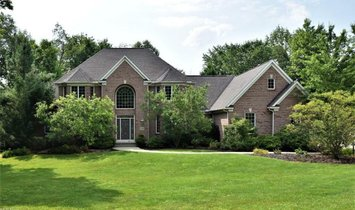 House in Chagrin Falls, Ohio, United States 1