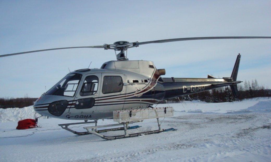 AS350BA