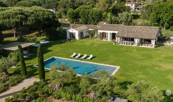 Country House in Saint-Tropez, France 1