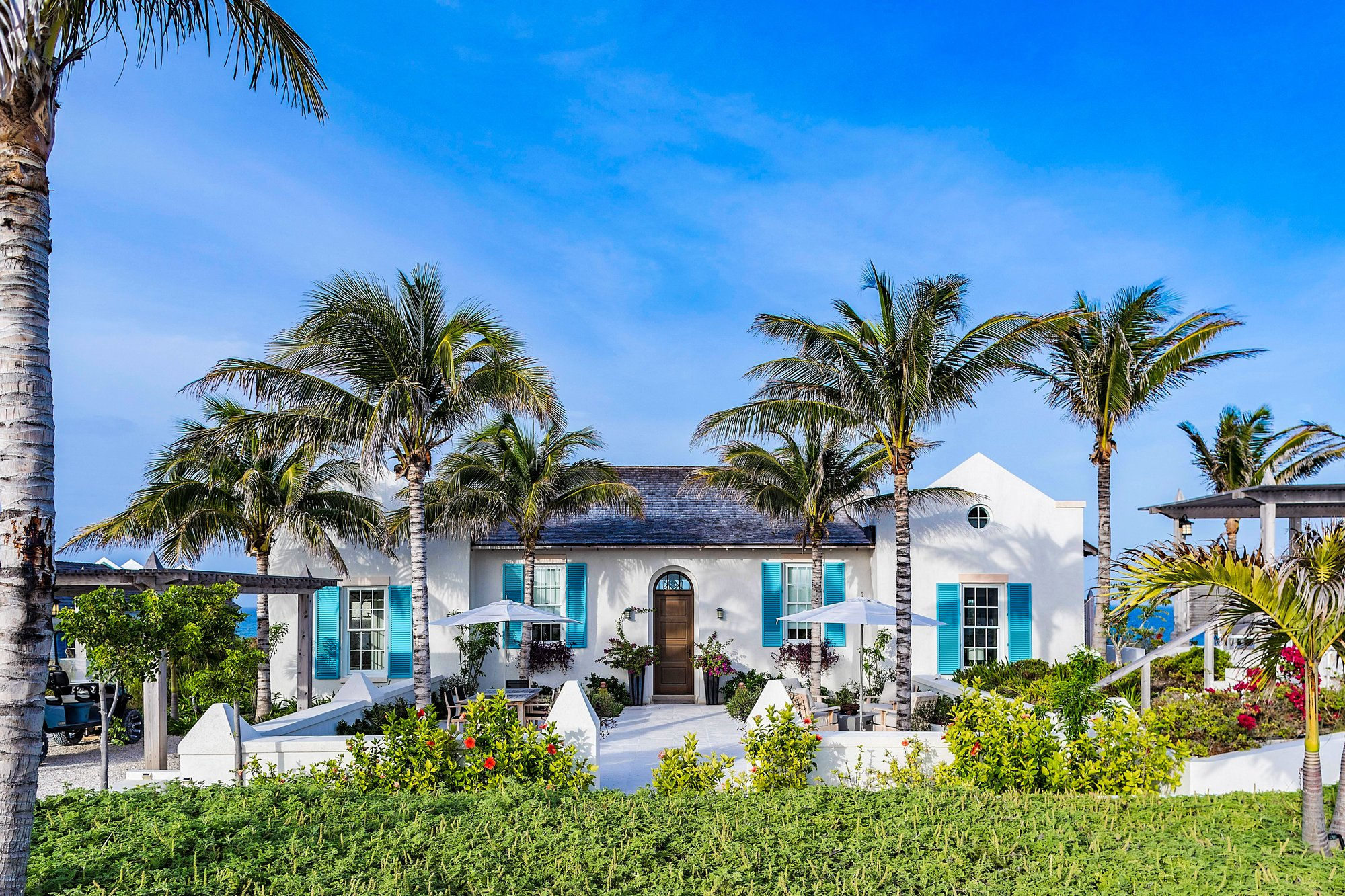 Villa in Ambergris Cay, Turks and Caicos Islands 1 - 11548860