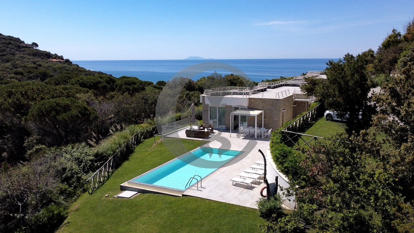 Villa in Punta Ala, Tuscany, Italy 1 - 11402552