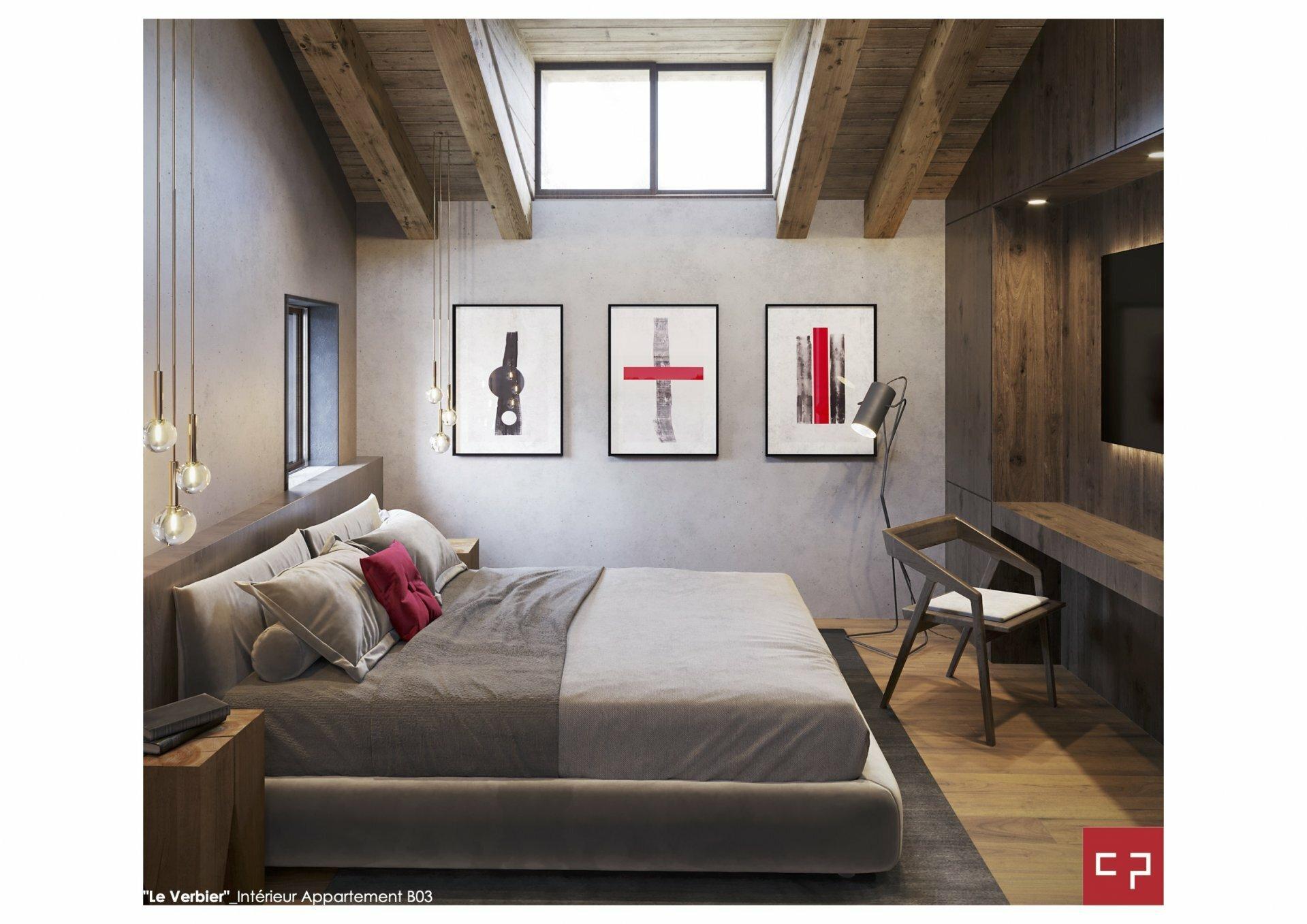 Apartment in Bagnes, Valais, Switzerland 1 - 10753190