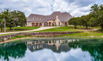 House in Alvord, Texas, United States 1