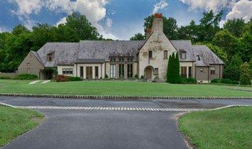 House in Athens, Alabama, United States 1