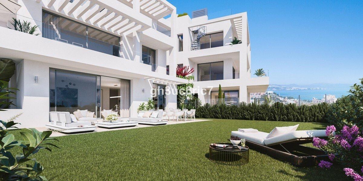 Apartment in Mijas, Andalusia, Spain 1 - 11549399