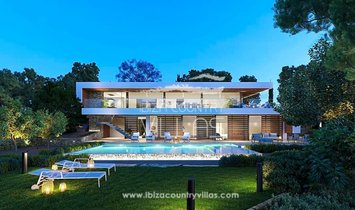 Villa in Santa Eulalia del Río, Illes Balears, Spain 1