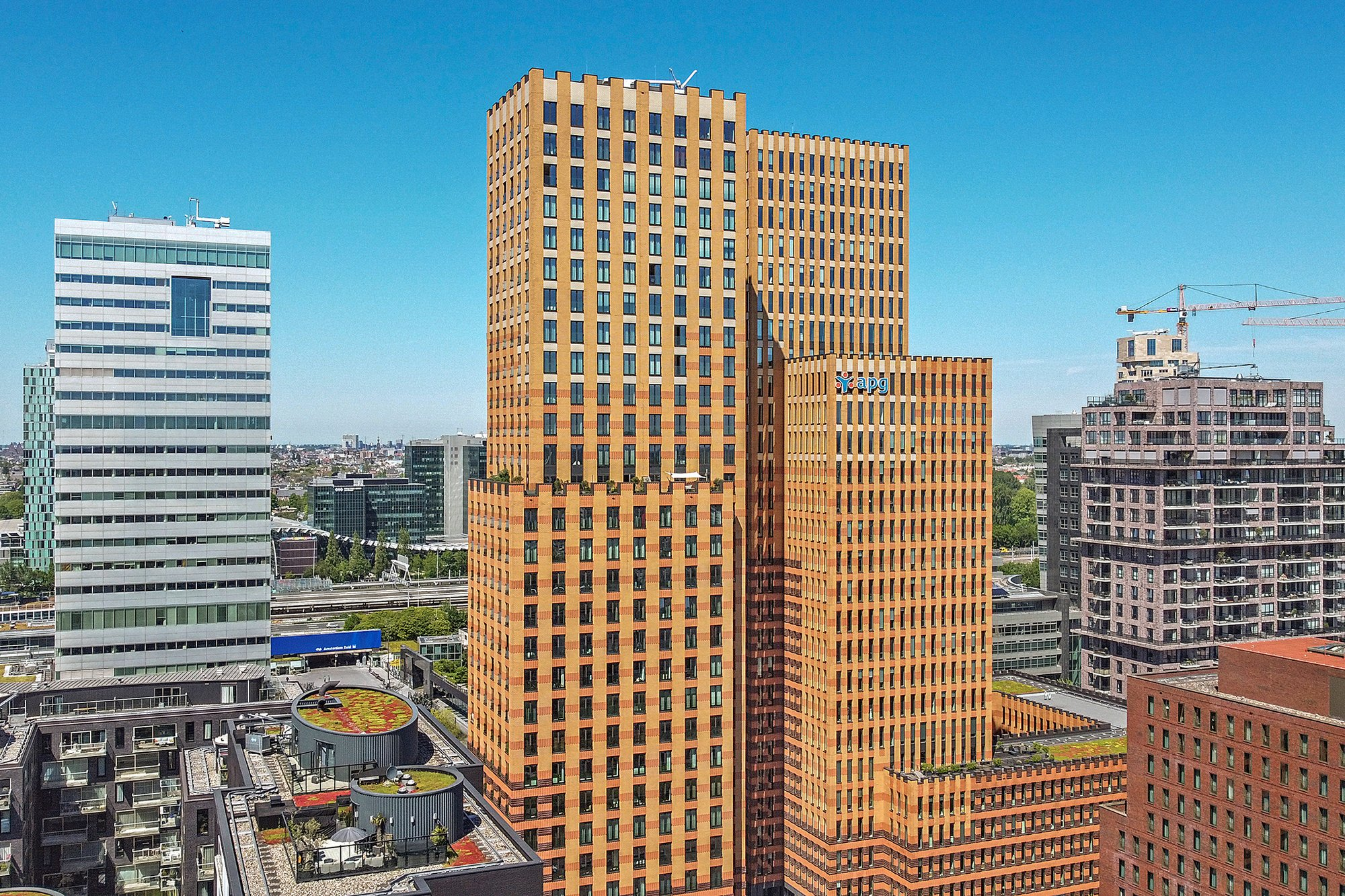 Apartment in Apollobuurt, North Holland, Netherlands 1 - 11549801