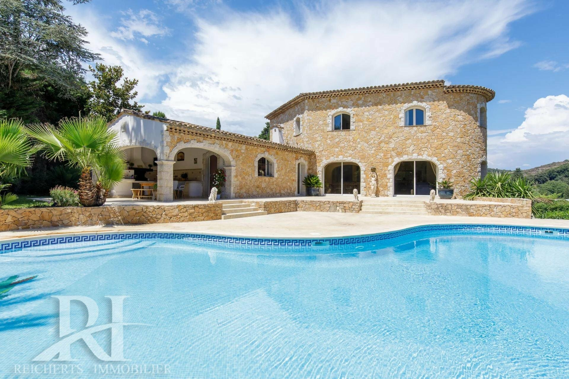 Villa in Biot, Provence-Alpes-Côte d'Azur, France 1 - 11528431