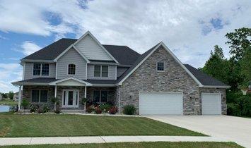 Haus in Crown Point, Indiana, Vereinigte Staaten 1
