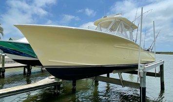 Jarrett Bay Custom re powered 2014