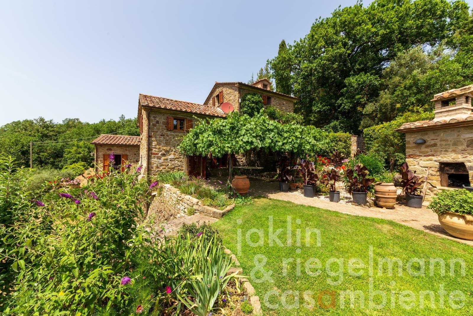 House in Lisciano Niccone, Umbria, Italy 1 - 11550983