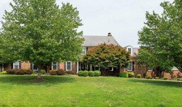 House in Nokesville, Virginia, United States 1