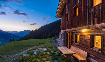 House in Surses, Grisons, Switzerland 1