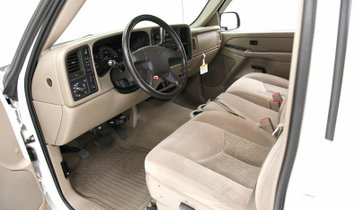 2007 Chevrolet K-2500 Pickup