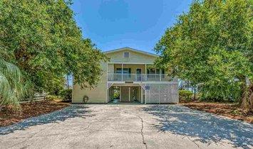 Casa en Pawleys Island, Carolina del Sur, Estados Unidos 1