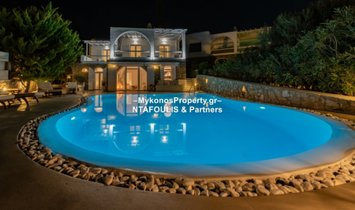 Villa a Agios Ioannis Diakoftis, Decentralized Administration of the Aegean, Grecia 1