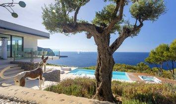 House in Sant Joan de Labritja, Balearic Islands, Spain 1