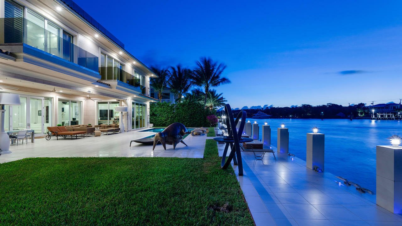 House in Lighthouse Point, Florida, United States 1