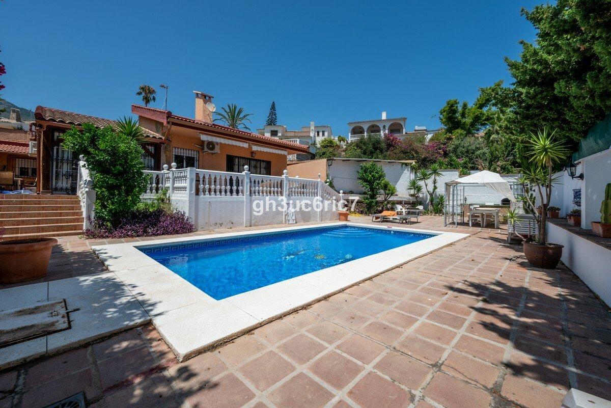 Villa in Benalmádena, Andalusia, Spain 1 - 11553491