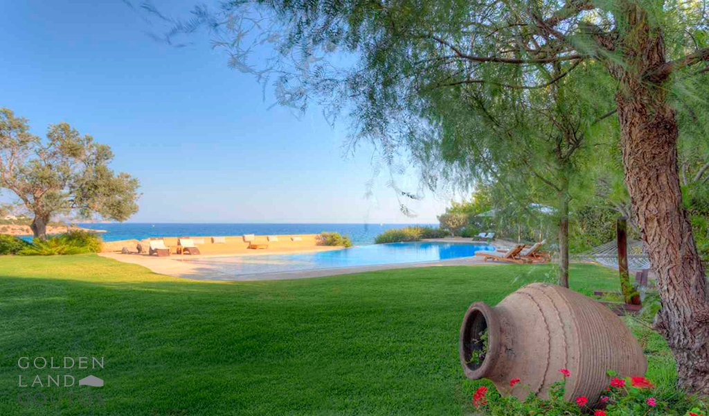 Villa in Porto Cheli, Decentralized Administration of Peloponnese, Western Greece and the Ionian, Greece 1 - 11554136