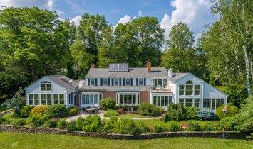 Casa a Richmond, Massachusetts, Stati Uniti 1