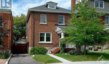 Maison à Ottawa, Ontario, Canada 1