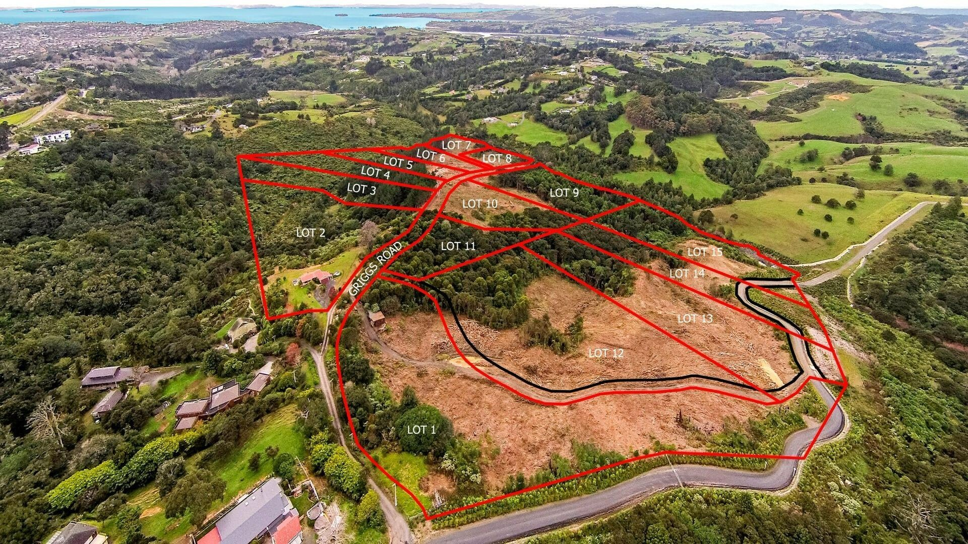 Land in Auckland, Auckland, New Zealand 1