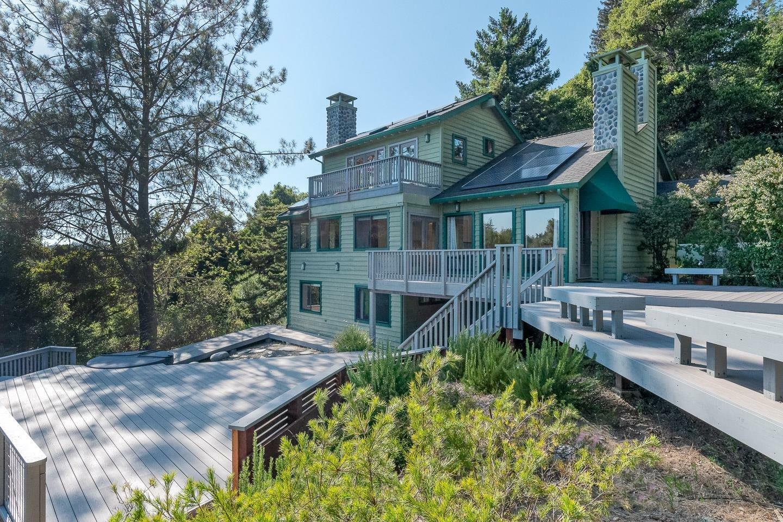 Дом в Аптос, Калифорния, Соединенные Штаты Америки 1 - 11554592