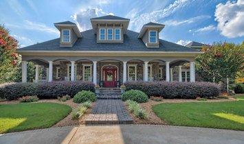 Дом в Эббивилл, Южная Каролина, Соединенные Штаты Америки 1