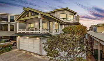 Maison à Malibu Avenue, Californie, États-Unis 1