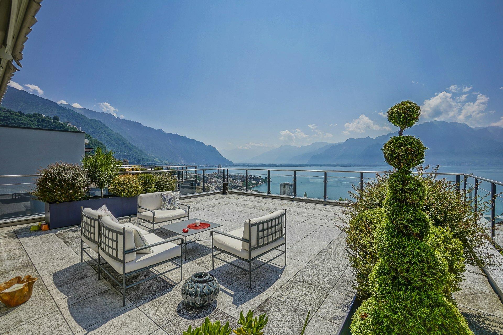 Apartment in Montreux, Vaud, Switzerland 1 - 11556815