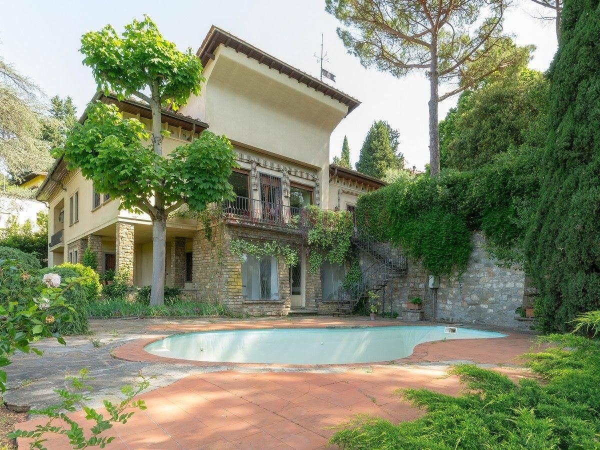 Villa in Florence, Tuscany, Italy 1