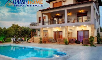 Villa in Kassandreia, Decentralized Administration of Macedonia and Thrace, Greece 1