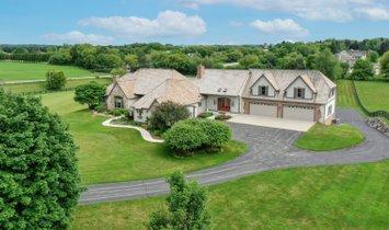 House in Okauchee Lake, Wisconsin, United States 1