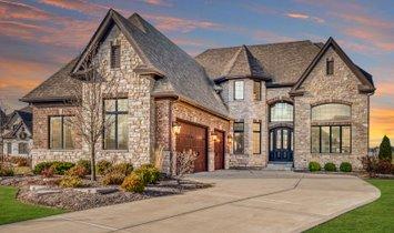 Huis in Naperville, Illinois, Verenigde Staten 1