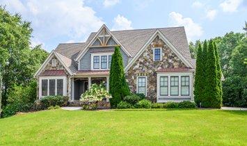 House in Acworth, Georgia, United States 1