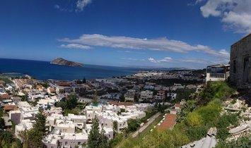 Land in Chania, Kreta, Griechenland 1