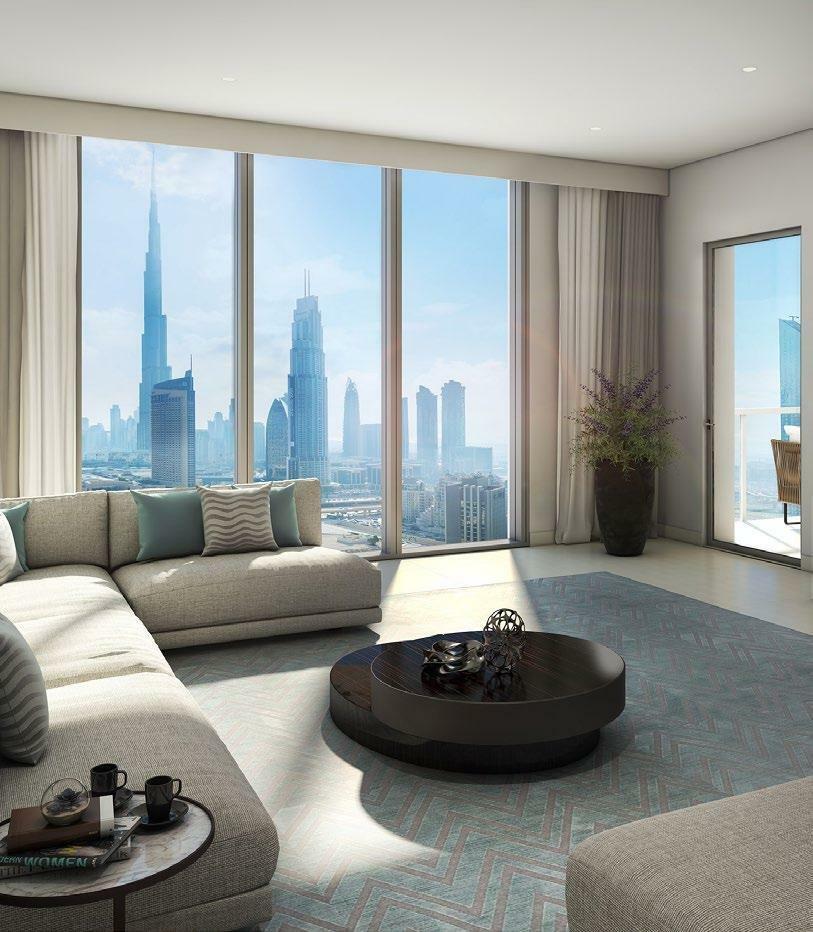 Apartment in Dubai, Dubai, United Arab Emirates 1 - 11557993