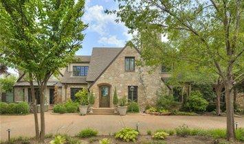 House in Nichols Hills, Oklahoma, United States 1