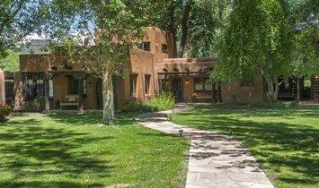 Дом в Эмбудо, Нью-Мексико, Соединенные Штаты Америки 1