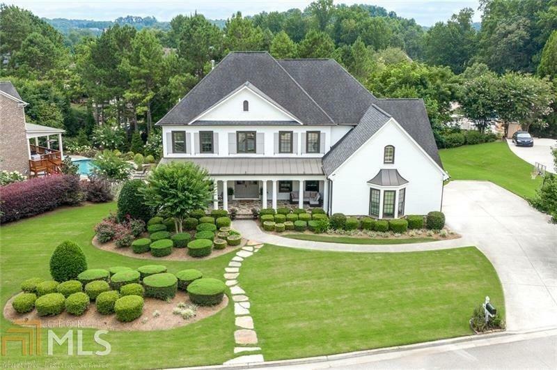 House in Canton, Georgia, United States 1 - 11559045
